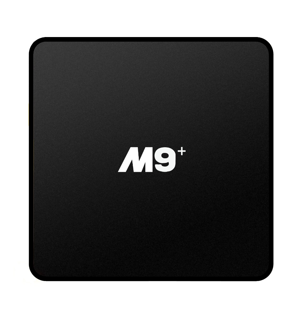 Vensmile M9+ google android 5.1 smart tv box amlogic s905 quad core tv box 4K full hd media player
