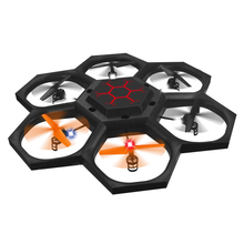 Top Quality Spider UFO 2.4G 6-Axis Huge Rc Propel Quadcopter with Camera