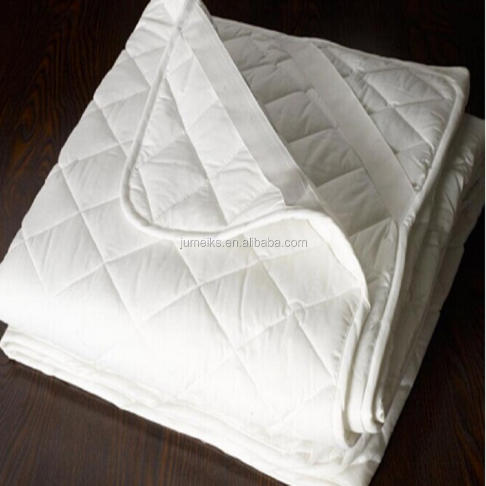 Luxury Quilted Bedspreads,Anti-Slip Waterproof Mattress Pad,Sleep Well Thin Mattress Topper,BSCI,OEKO-TEX100