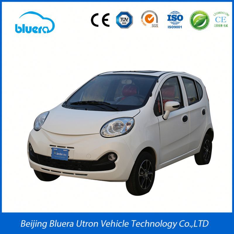 2017 Newest Chinese 4 Seats Elctric Vehicle Electric Passenger Car