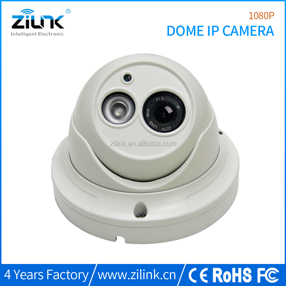 ZILINK CS4MM 1080P ONVIF Synology Compatible IP Camera