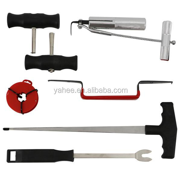 Windscreen Removal Kit Set for Bonded Screens Windshield Garage Hand Tool
