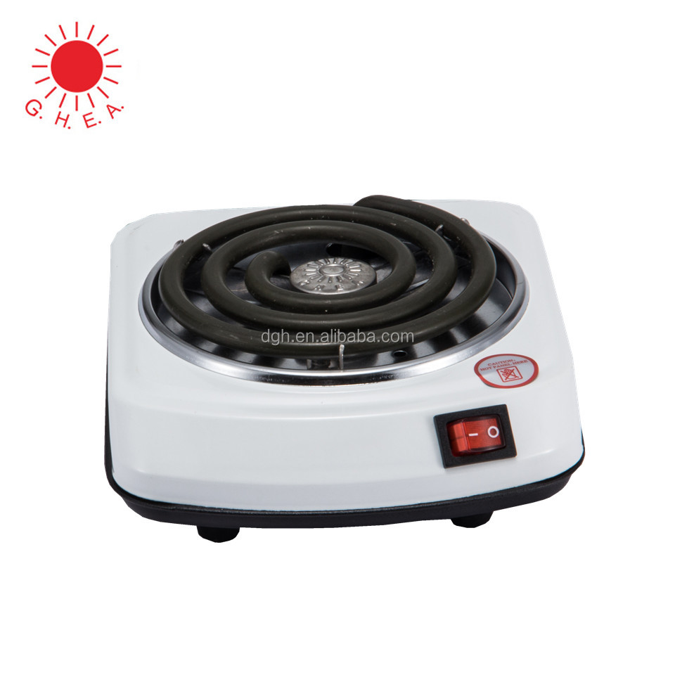 LB-050 single burner 500w kitchen cooking applience 1 burner electric hot plate for sale
