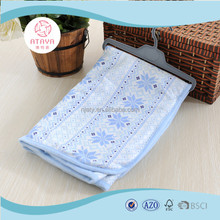 air conditioner home Jacquard bamboo baby blanket fabric