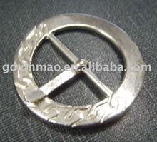 Round High Quality Metal Buckle