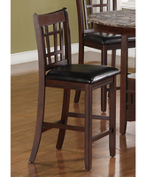 Counter Height Pub Chair Bar Stool/ Dining Area with 24 inch Bar Stool