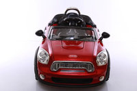 Fashion sport car, baby toy car with 2.4G r/c, music and light, PU soft wheels kids car, popular present