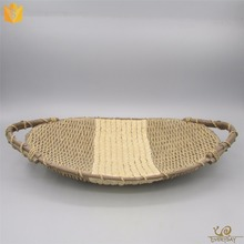 Factory Custom Wholesale Table Decorate Indian Wedding Gift Trays Mariage Wedding Decor Trays for Sale