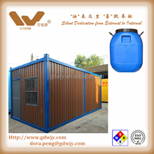 Excellent Salt Fog Resistant Water Based Top Coating/primer for vessel, container, oil tank
