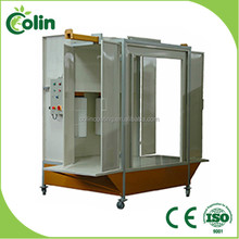 B-311 process and batch powder coating booths