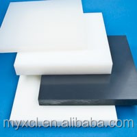 wholesale black uhmwpe sheets plastic resistant upe flexible cutting board and flexible cutting mat