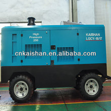 LGCY-18/17 Diesel Driven Portable Screw Air Compressor