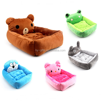 fabric fancy animal shaped pet sleep bed wholesale pet bed luxury