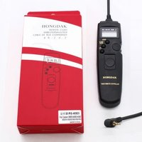 Timer Remote Cord RS-60E3 for Canon Rebel XT (aka 350D)