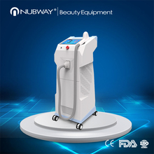 2000W High Power Laser Diode 808nm Hair Removal / 808nm Diode Laser Hair Removal Machine 12*20mm Big Spot Size