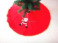 American christmas decorations Christmas fabric tree skirt