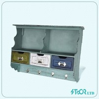 2016 High Quality antique showcase wall filing cabinet