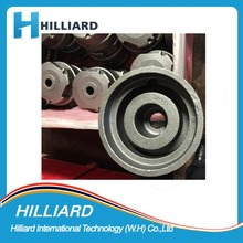Selection of materials brake drums used for heavy trucks