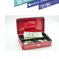 2017 New Design Safety Cash Box