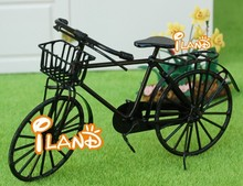 Antique Imitation Style and Metal Material miniature bicycle HE002B