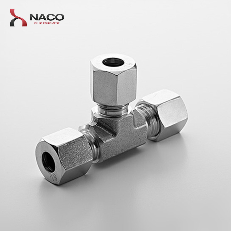 Tee Joint Pipe Tube Fittings