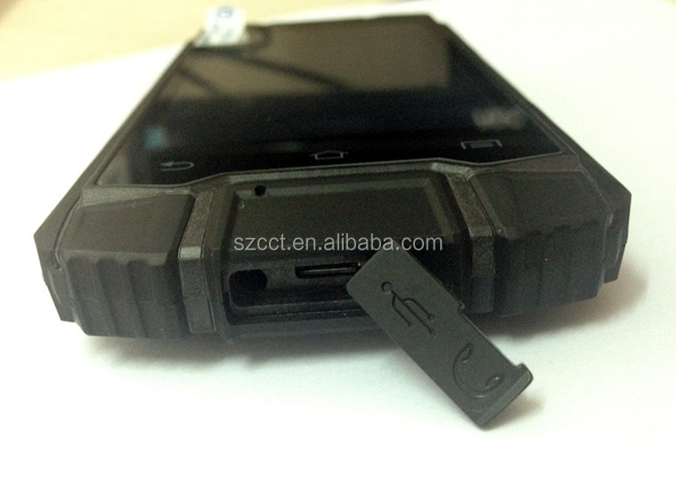 GPS WIFI BT smartphone android 4.4 orginal rugged phone long standby mobile phone S8