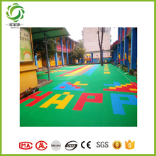 Xinerwo Discount Temporary Basketball Court Interlocking Outdoor Tile Sport Floor