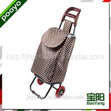 travel trolley bags with chair travel polyester bag