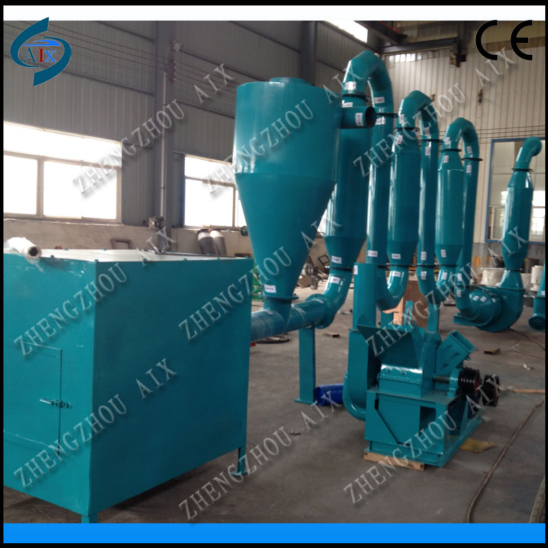 Hot selling cheap price hot air pipe sawdust dryer