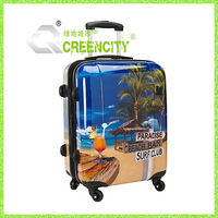 Fashion Travel Trolley Bag Carry-On Luggage