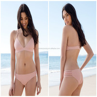 Sexy Bathing Suits Bandage Style Swimwear Beach Ladies Bikinis Swimsuit
