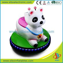 GM amusement animal car children's game Sibo 2013 fibreglass new entertainment hot sale coin operated kids electric cars