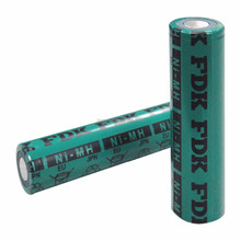 2017 New Arrival Authorized FDK 1.2V 4500mAh High Capacity 18670 HR-4/3FAU Ni-MH Rechargeable Battery