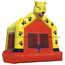 High quality giant bear inflatable castle inflatable bear bouncer