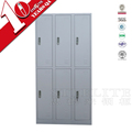 OEM Parcel Locker 6 Door Cheap Staff Locker Metal Locker