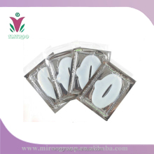 OEM white moisturizing crystal collagen lip pads/lip pads with CE & ROHS