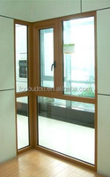 1.2 mm Aluminum Window Glass Types In India & NZ Fodoudou Aluminium Sliding Window