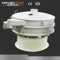 roasted rice powder linear screen equipment