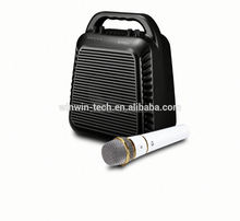 Portable Wireless Karaoke Player Voice Amplifier motorcycle amplifier