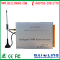 industrial GSM smart security wireless Alarm System with APP control