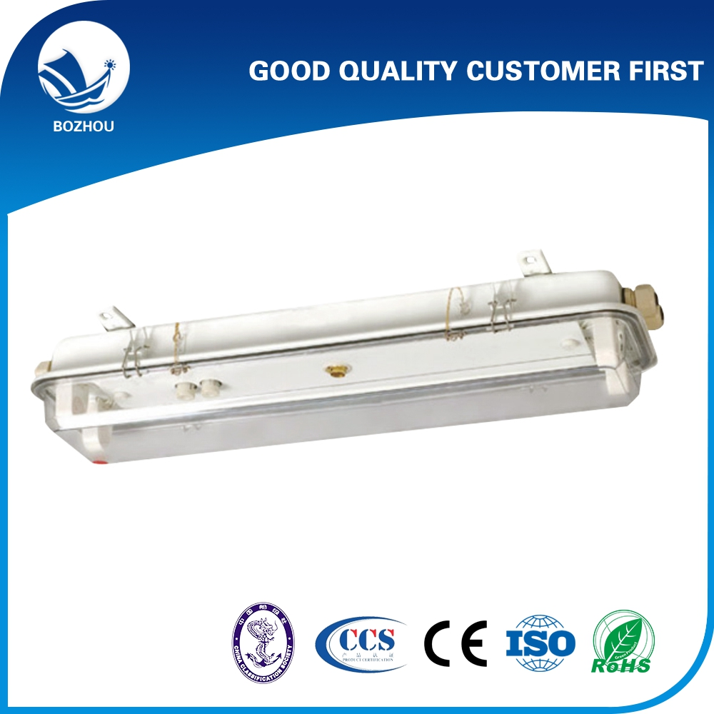 High quality wholesale marine waterproof fluorescent light JCY32-2E