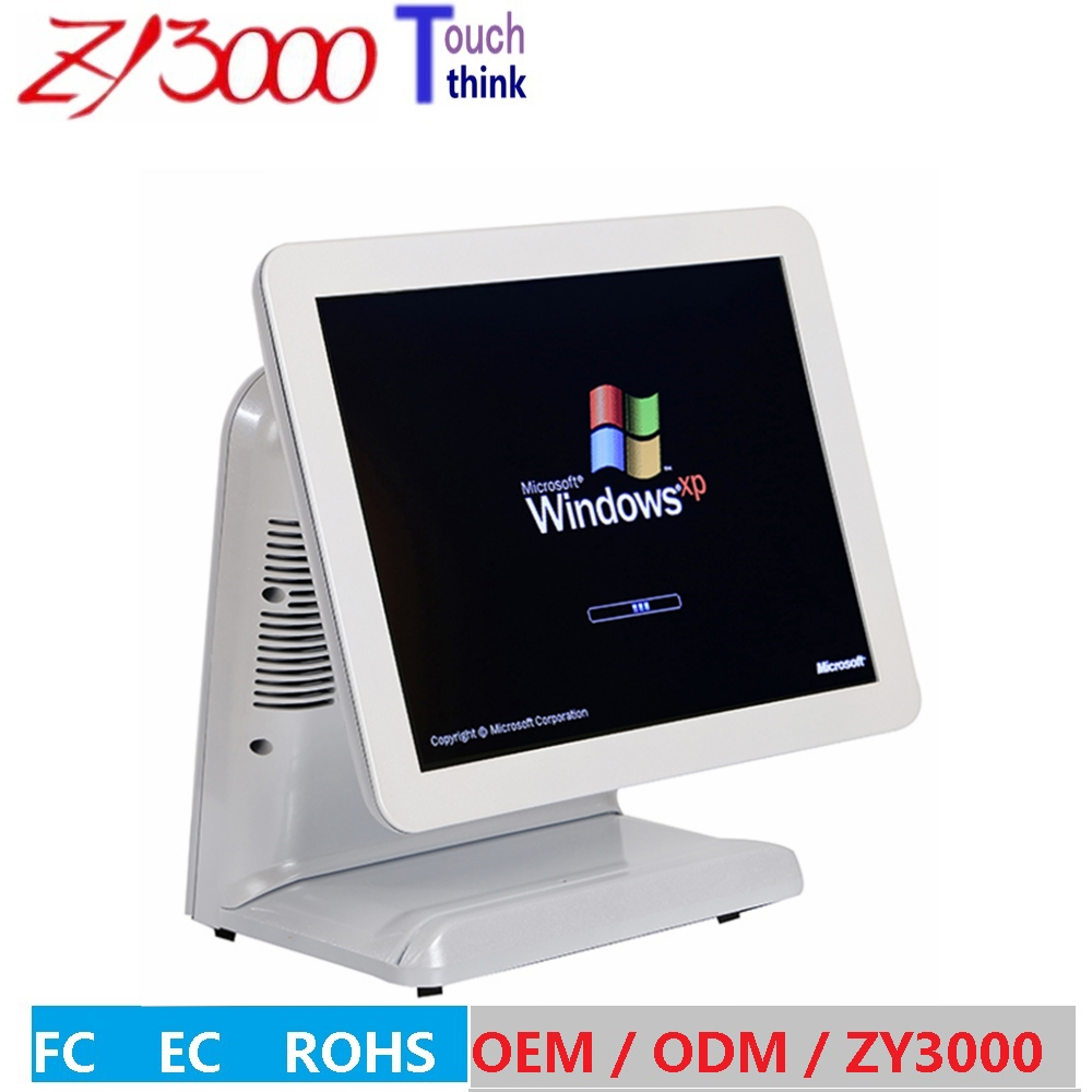 ZY3000 manufacturer ipad shape pos stand pc touch screen computer