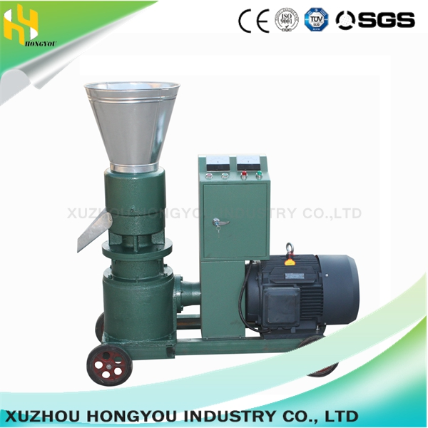 Good quality biomass pelletizer machine floating fish meal pellet machine for selling