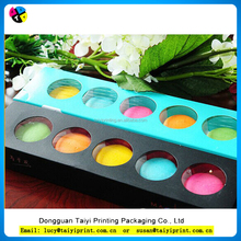customized cardboard printing paper crayon box