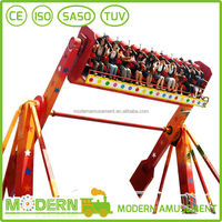 2016 China supplier top spin rides thrill rides for sale