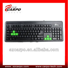 Arbic Wired Keyboard For Sale CheapT800