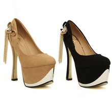 SA4098 16cm high platform shoes 2014 sexy ladies party shoes high heels
