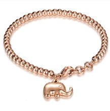 Hot Sale Thai Products Online Buddha Beads Jewelry Elephant Bracelet