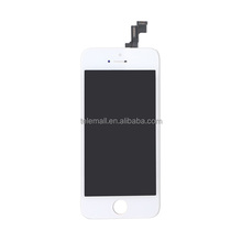 smartphone fix screen for iphone 5s lcd digitizer original for apple iphone 5 lcd white display