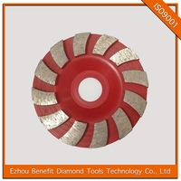 110mm Diamond grinding wheels for granite